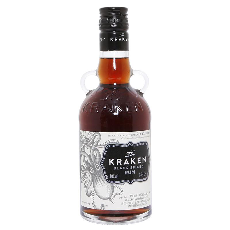 Kraken Rum Drinks  KRAKEN BLACK SPICED RUM