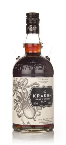 Kraken Rum Drinks  The Kraken Black Spiced Rum Master of Malt