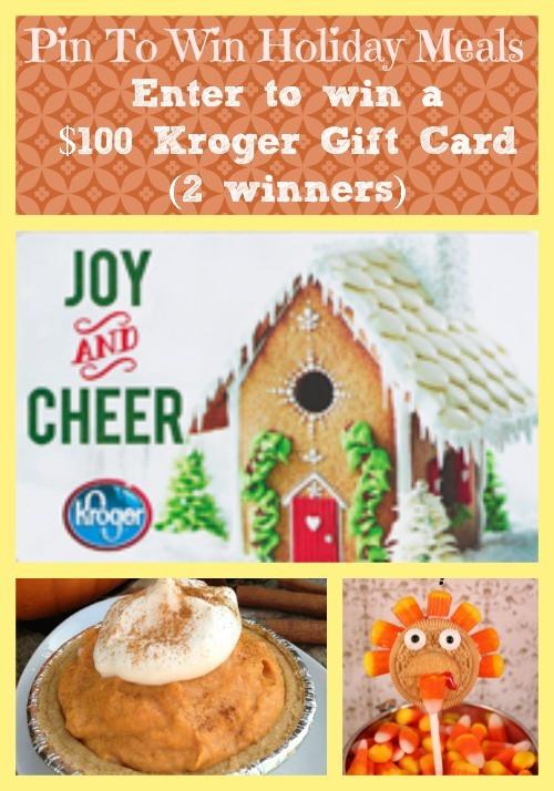 Kroger Christmas Dinner  Kroger Holiday Meals