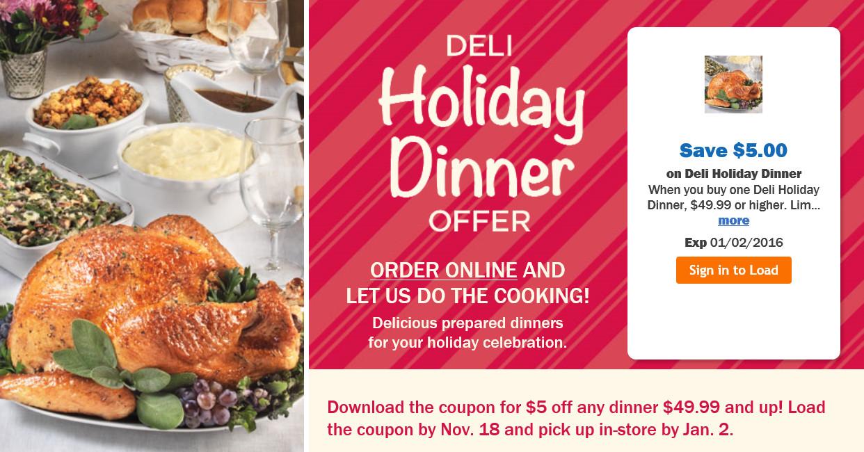 Kroger Christmas Dinner  Best Turkey Price Roundup – ing Soon for 2017