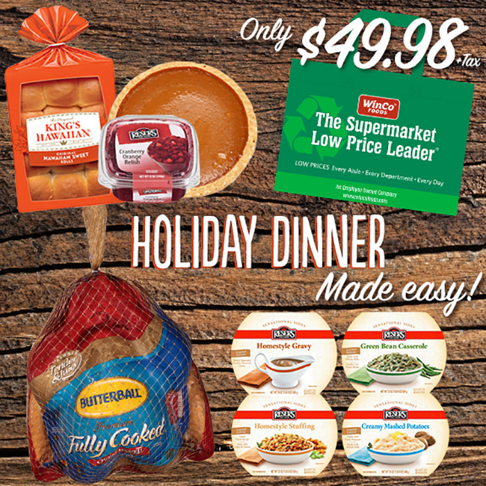 Kroger Thanksgiving Dinner 2017  Best Turkey Price Roundup – updated as of 11 17 17