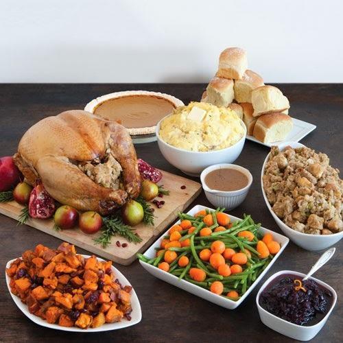 Kroger Thanksgiving Dinner 2017  Safeway Christmas Dinner