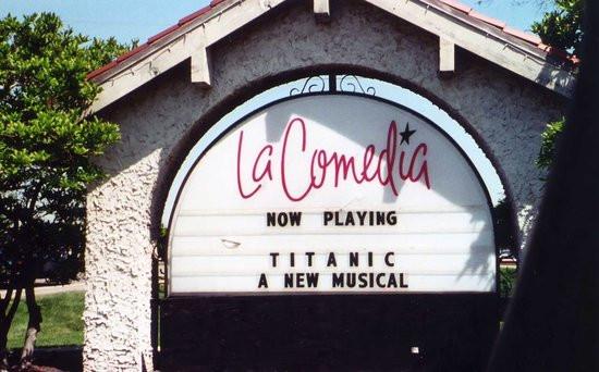 La Comedia Dinner Theatre  Activiteiten in de buurt van Hampton Inn Middletown in