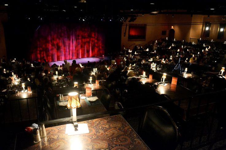 "La Comedia Dinner Theatre  You ll shout ""encore encore"" when you experience a show"