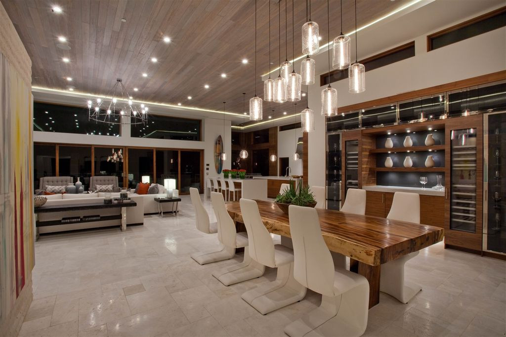 La Jolla Dinner  Look Inside The Most Expensive Listing in San Diego