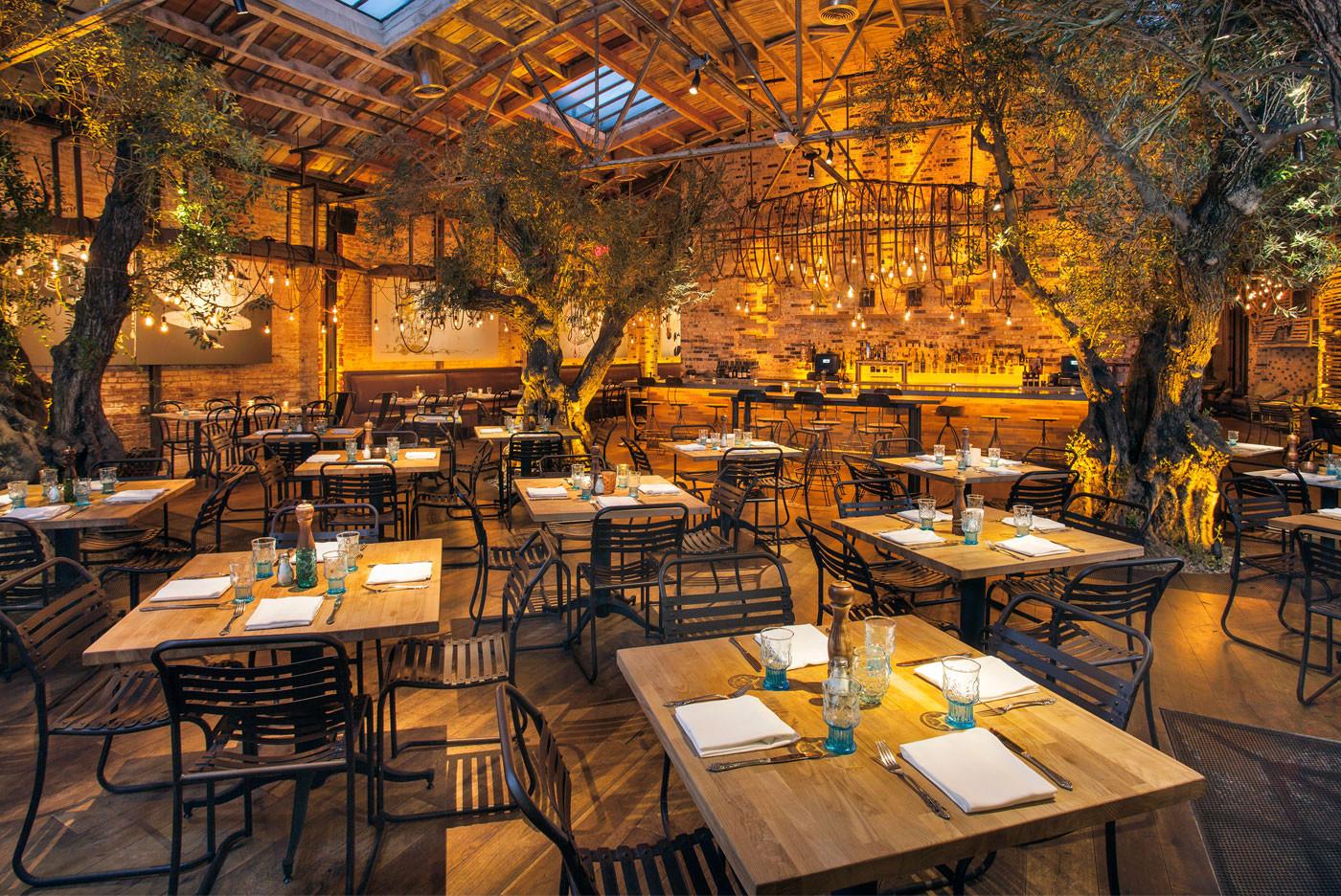 La Jolla Dinner  Herringbone