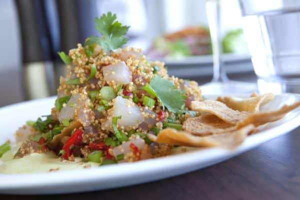 La Jolla Dinner  CUSP Restaurant La Jolla ⋆ Beverly Hills Magazine