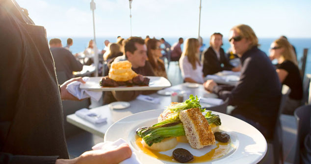 La Jolla Dinner  La Jolla Restaurants with a View and Great Food Too