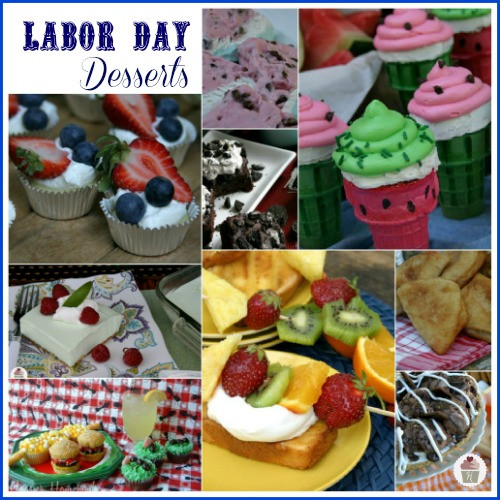 Labor Day Desserts  Cookie Stack and Labor Day Desserts Hoosier Homemade