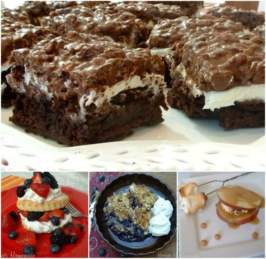 Labor Day Desserts  Labor Day Cook out Ideas
