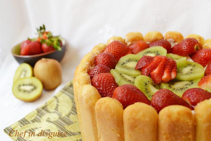 Lady Finger Dessert Recipes  Lady finger fruit dessert – Chef in disguise