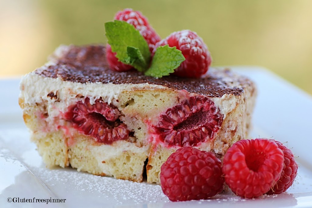 Lady Finger Dessert Recipes  Raspberry Tiramisu