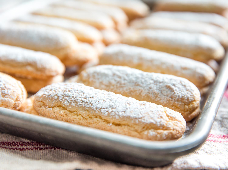 Lady Fingers Dessert Recipes  e Bowl Homemade Ladyfingers Recipe
