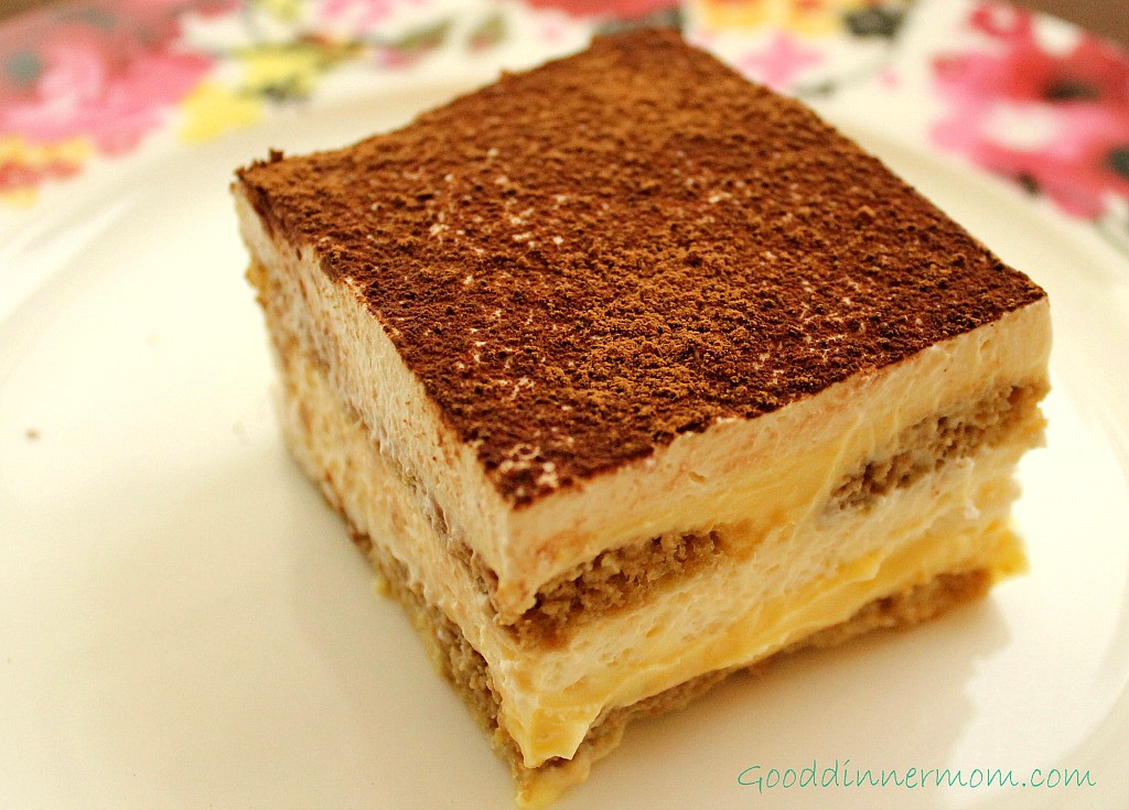 Ladyfinger Dessert Recipes  Tiramisu With Homemade Ladyfingers – Good Dinner Mom