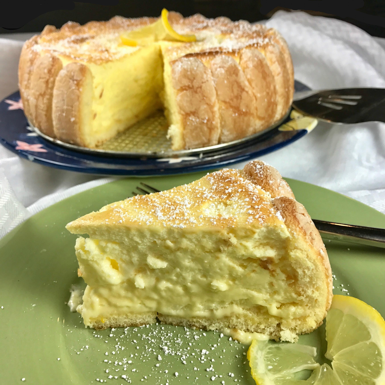 Ladyfinger Dessert Recipes  Ladyfinger Lemon Torte Recipe SundaySupper Positively