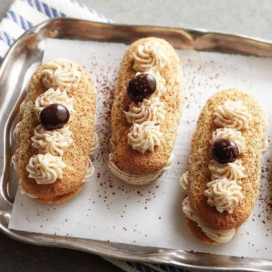 Ladyfinger Dessert Recipes  Tiramisu Ladyfinger Sandwiches