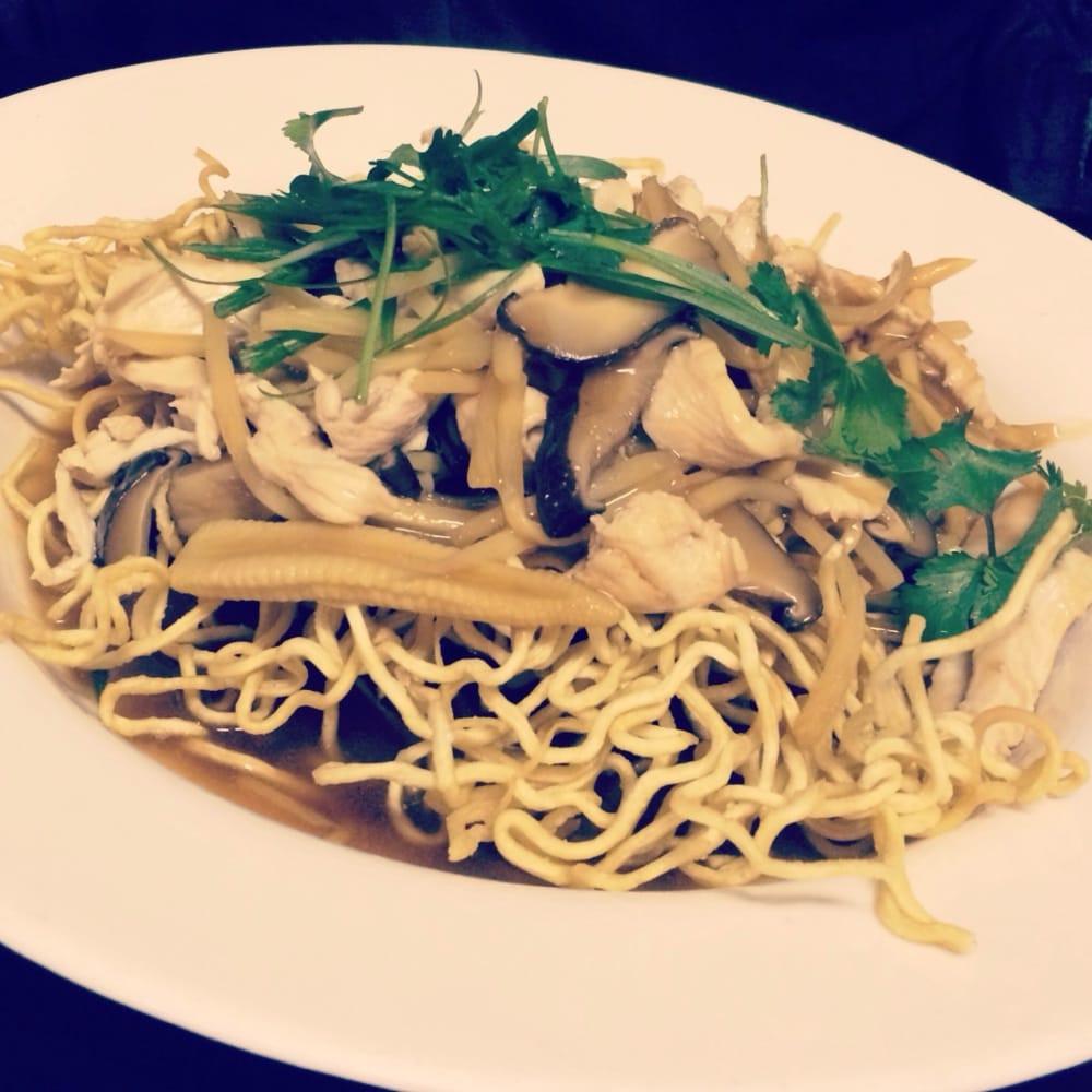 Lahn Pad Thai  Crispy noodles Yelp