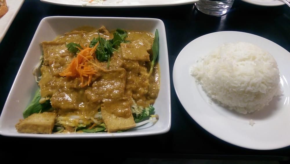 Lahn Pad Thai  Popeye fav veg with fried tofu Yelp