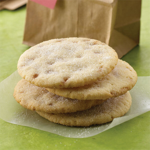Landolakes Butter Cookies  Butter Toffee Cookies Recipe