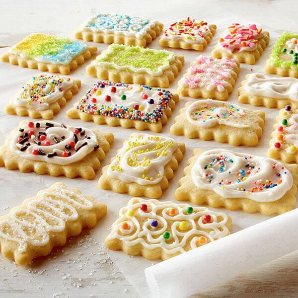Landolakes Butter Cookies  Best Ever Vanilla Butter Cookies Recipe