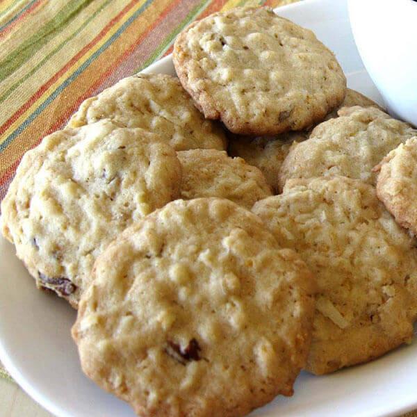 Landolakes Butter Cookies  Crispy Oat Butter Cookies Recipe