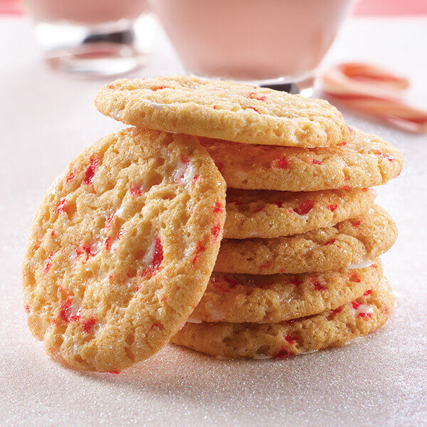 Landolakes Butter Cookies  Sparkling Peppermint Cookies Recipe