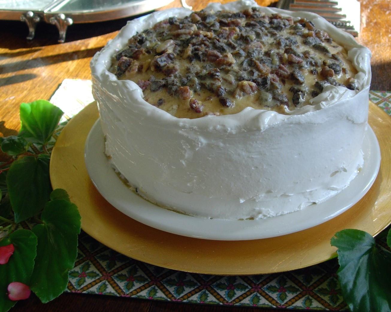 Lane Cake Recipe  Alma s Lane Cake Drick s Rambling Cafe