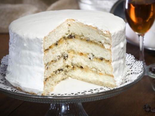 Lane Cake Recipe  Lane Cake 1898 County Fair Winning Recipe