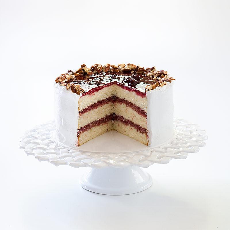 Lane Cake Recipe  Classic Lane Cake