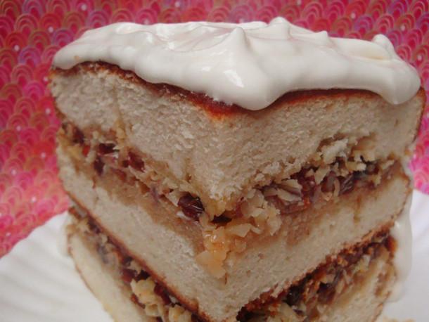Lane Cake Recipe  Cakespy Lane Cake