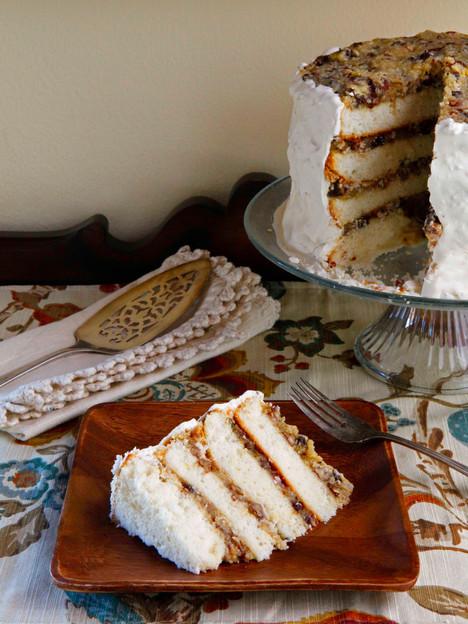Lane Cake Recipe  American Cakes Lane Cake History and Recipe