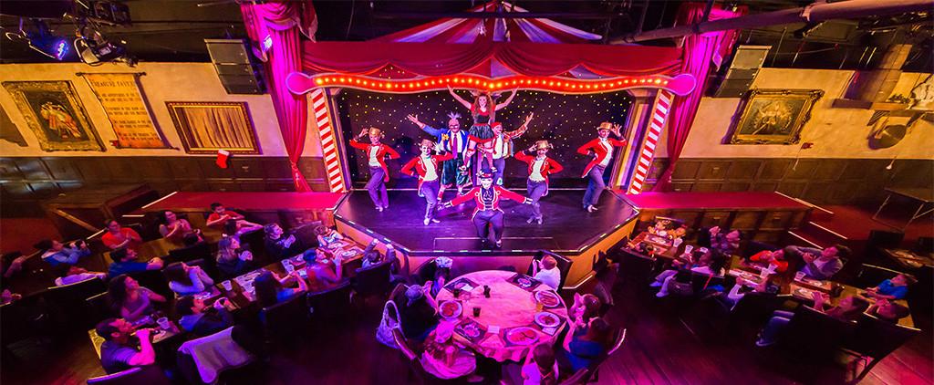 Las Vegas Dinner Shows  The Cirque Magique Dinner Show Tickets in Orlando