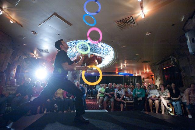 Las Vegas Dinner Shows  Jeff Civillico's Las Vegas Dinner Show – Las Vegas Show