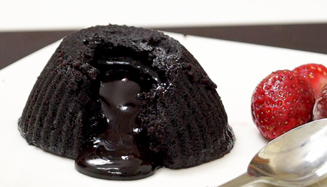 Lava Cake Recipe  Molten Lava Cake ePlatter