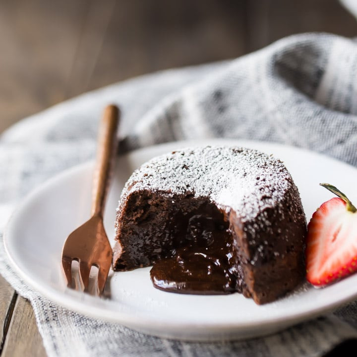 Lava Cake Recipes  Chocolate Molten Lava Cakes so rich & decadent Baking a