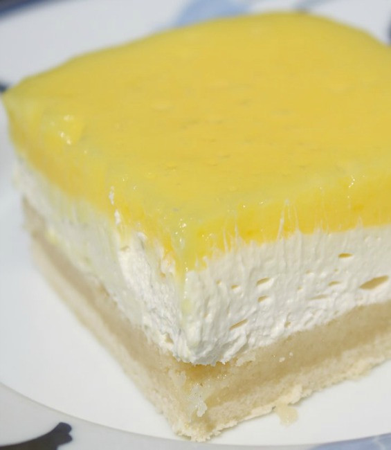 Layered Lemon Dessert  Rosies Layered Lemon Dessert