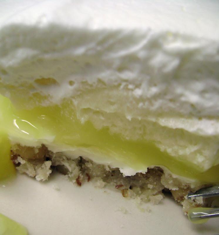 Layered Lemon Dessert  Jo and Sue Layered Lemon Dessert