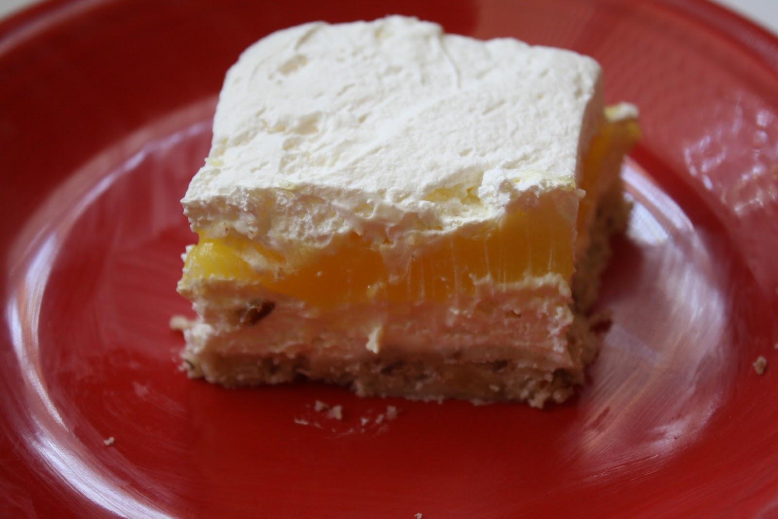 Layered Lemon Dessert  The Link Home layered lemon dessert