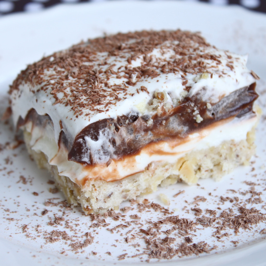 Layered Pudding Desserts  SPARKLY LADIES The Next Best Thing To Robert Redford