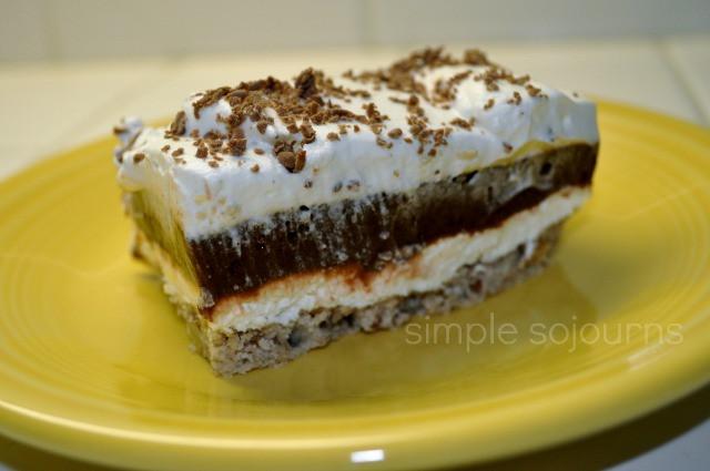 Layered Pudding Desserts  three layer pudding dessert Pokemon Go Search for tips