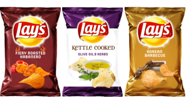 Lays Potato Chips Flavors List  Frito Lay Flavor Swap US potato chip fans vote to keep