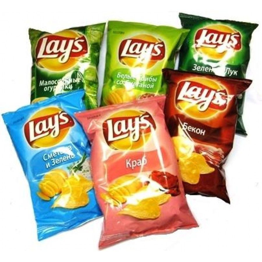 Lays Potato Chips Flavors List  LAYS Flavored Potato Chips Pick e Many Flavors FREE