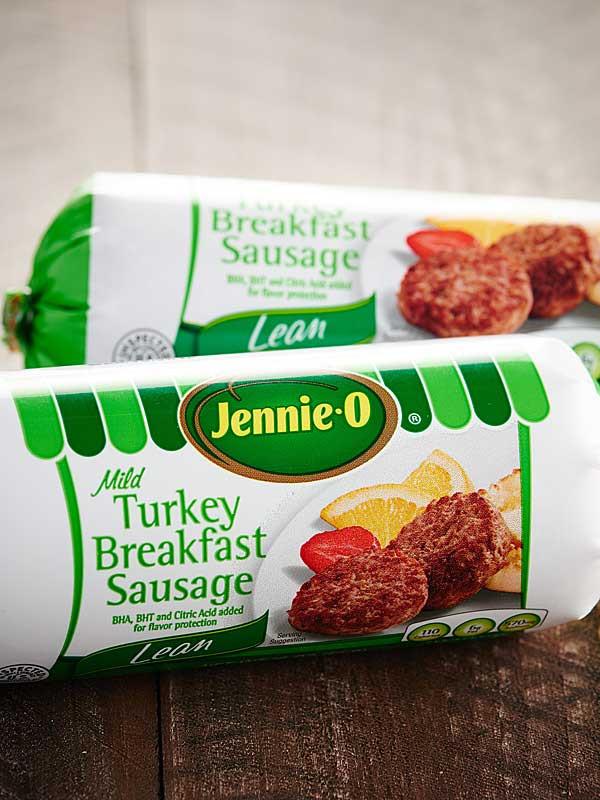 Lean Breakfast Meat  Sausage Breakfast Quesadilla Recipe Freezer Friendly