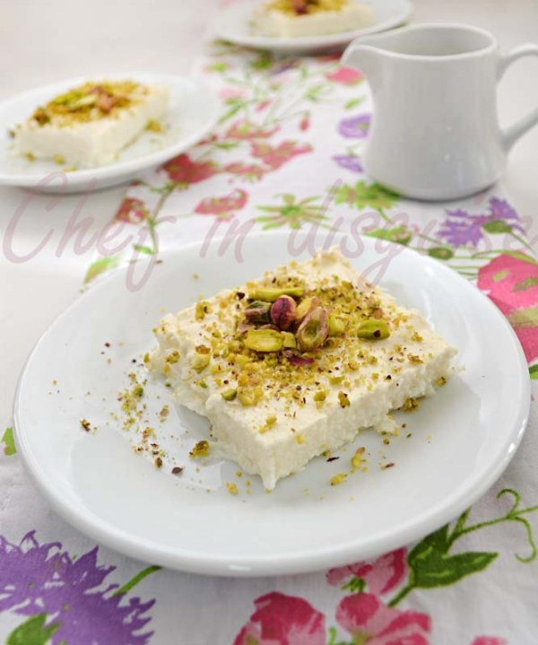Lebanese Desserts Recipe  102 best images about Middle Eastern cousin on Pinterest