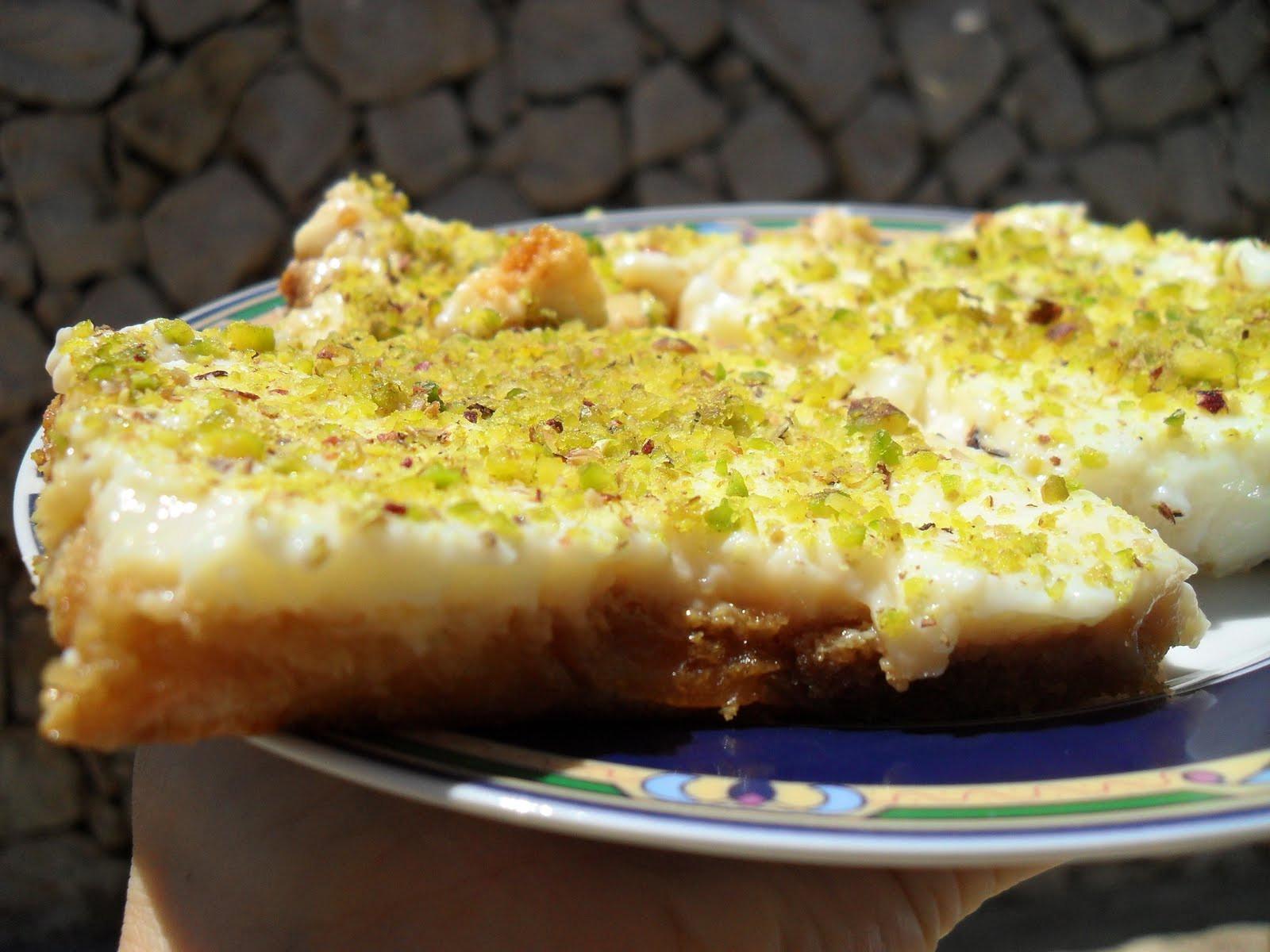 Lebanese Desserts Recipe  Islamic Iftar Iftar Recipes