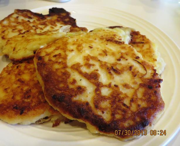 Leftover Mashed Potato Cakes  Leftover Mashed Potato Cakes Recipe Food