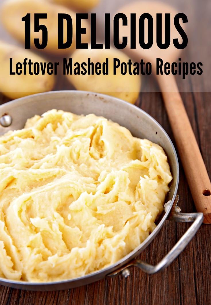 Leftover Mashed Potatoes Recipe  leftover mashed potato recipes