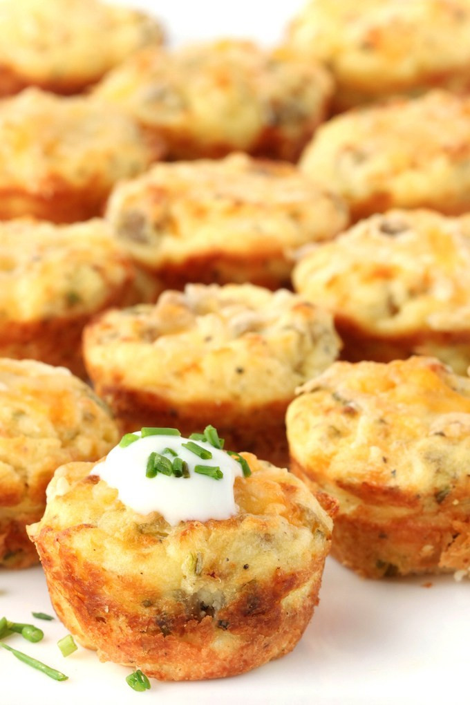 Leftover Mashed Potatoes Recipe  Leftover Mashed Potato Puffs Video