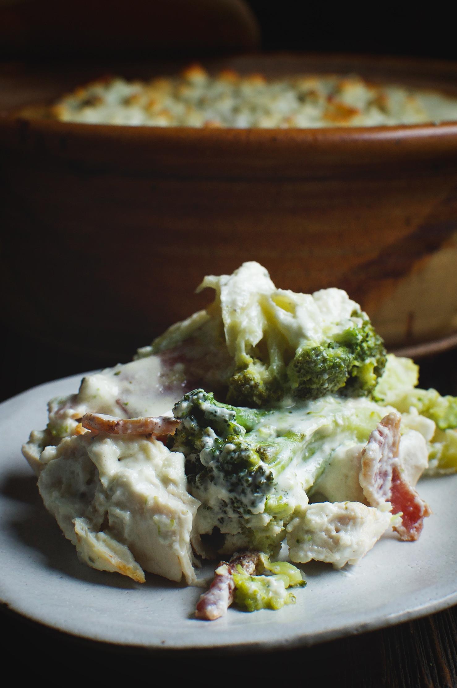 Leftover Pork Roast Casserole  Low Carb Leftover Turkey Casserole Recipe Simply So Healthy