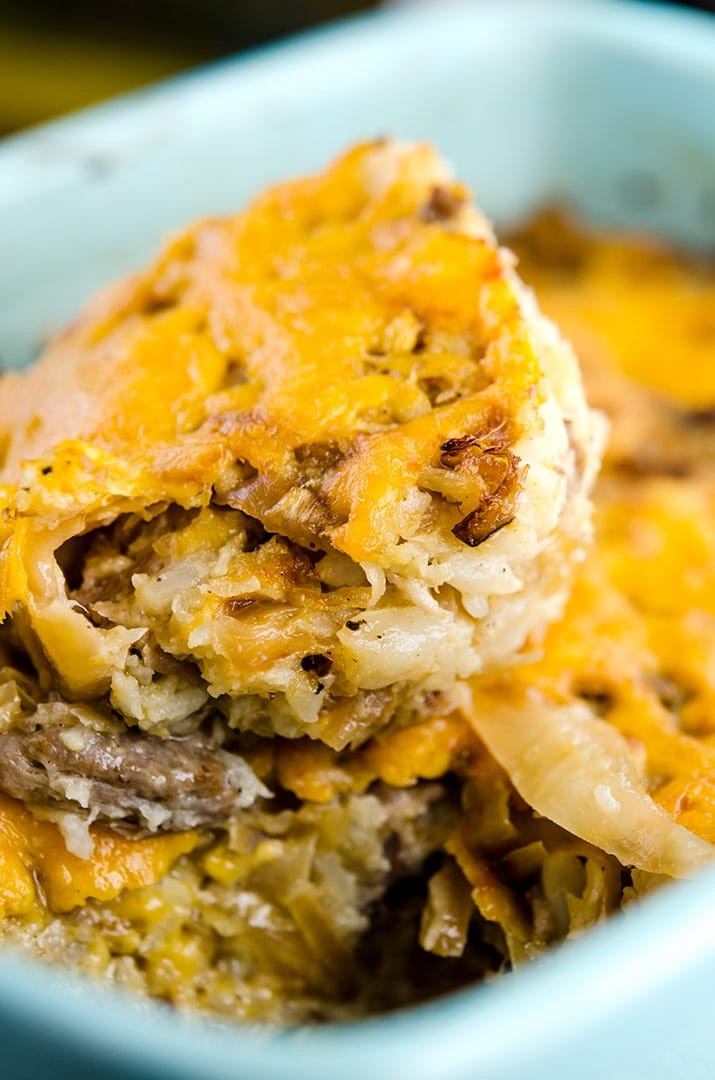 Leftover Pork Roast Casserole  The Best Yummy Pulled Pork Casserole They ll Love